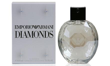 Armani Diamonds Womens 50ml Eau De Toillette