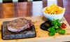 East Coast Social - Southend: Hot Stone Steak with Wine for Up to Eight at East Coast Social (Up to 57% Off)