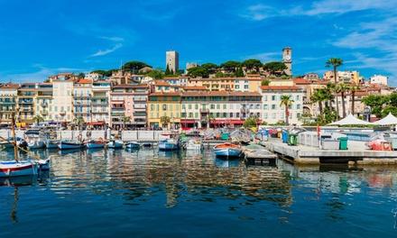 Cannes : chambre Classique ou Supérieure avec option pdj et parking pour 2 personnes à lhôtel Amarante Cannes 4*