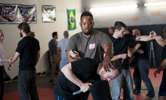 Silverback Academy - Chantilly: $30 for $165 Worth of Martial-Arts Lessons — Silverback Academy