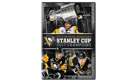 Pittsburgh Penguins 2017 Stanley Cup Champions DVD 20a27192-9fd3-11e7-8792-00259060b5da