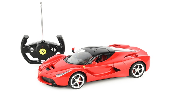 ferrari remote control car | groupon