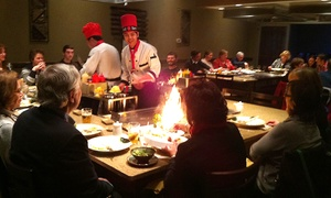 Thyme Japanese Cuisine: $16 for $30 Worth of Hibachi Food at Thyme Japanese Cuisine