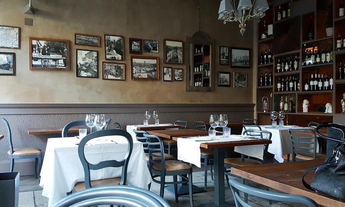 Una forchetta michelin ai navigli menu foie gras - Osteria porta cicca milano ...