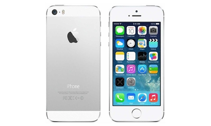 apple iphone 4s 5c 5s 6 6s 6s 128 go garantie 1 an groupon. Black Bedroom Furniture Sets. Home Design Ideas