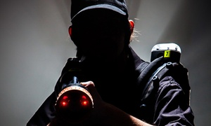 Laser Quest Barrow-in-Furness: Two Laser Tag Games for Up to Four Players at Laser Quest (Up to 61% Off)