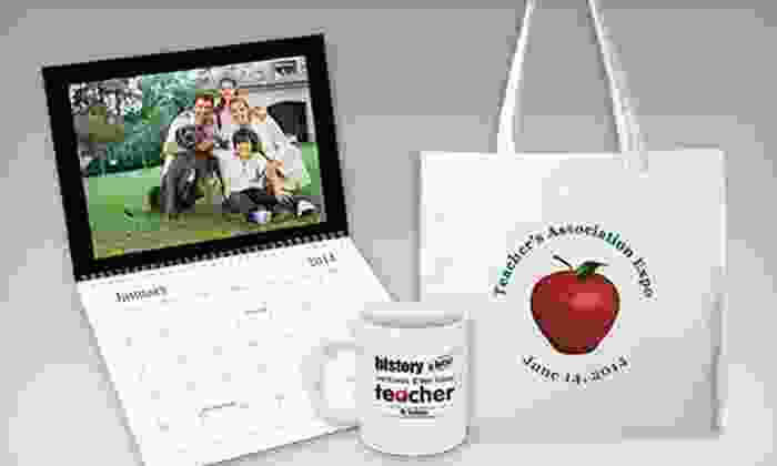 Vistaprint: $25 for $75 Worth of Custom Printing Services from Vistaprint
