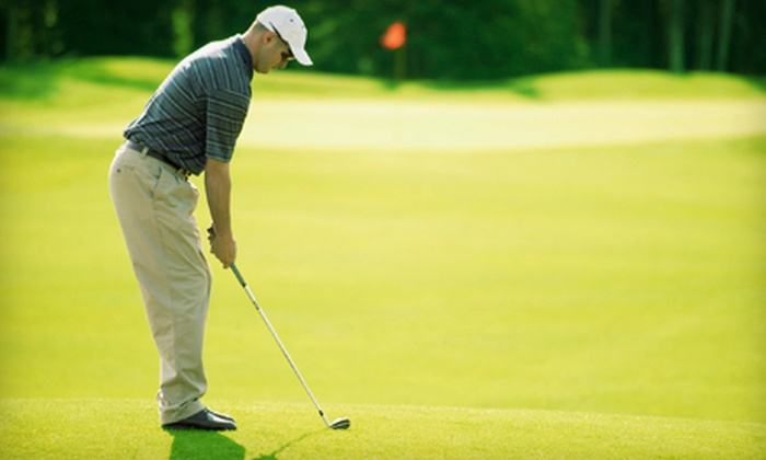 Mass Tour Card - Multiple Locations: Mass Tour Cards for Round of Golf at Six Massachusetts Golf Courses for One or Two (Up to 65% Off)