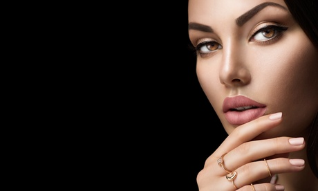 One Microneedling Session with Optional PRP at Aesthetics By Erin (Up to 67% Off). Two Options Available.