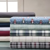 Cotton Winter Nights Flannel Sheet Sets