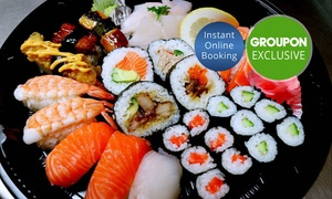 Sushi Factory: $14 for $20, $28 for $40 or $56 for $80 to Spend on Sushi at Sushi Factory