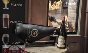 L'Antica Prosciutteria: Degustazione italo-iberica di salumi e vino all'Antica Prosciutteria in zona piazza di Spagna (sconto fino a 51%)