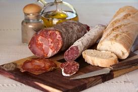 Restauracja Coś dobrego: Biesiada mięsna dla 2 osób za 49,99 zł i więcej w Restauracji Coś Dobrego (do -36%)