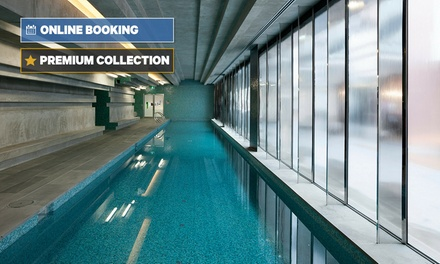 Melbourne: 2 or 3 Nights for 4 People with Parking, Wine, Hotel Credit and Late Check-Out at The Sebel Residences