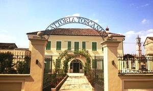 Trattoria Toscanini: Menu di pesce con calici o bottiglie di vino per 2 o 4 persone alla trattoria Toscanini (sconto fino a 68%)