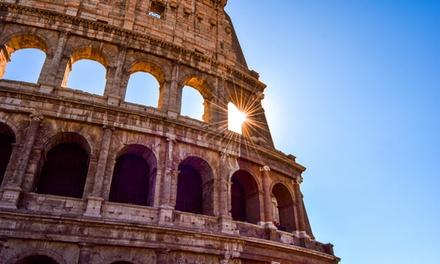 Vacanze Roma: soggiorno in camera doppia o matrimoniale con colazione per 2