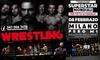 Wrestling Live, Milano 8 febbraio 2020