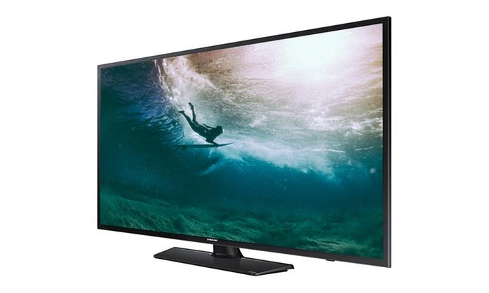 """Samsung UN55HU6840 55/"""" UHD 4K HDTV WiFi Apps NetFlix HDMI USB Smart Hub"""