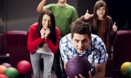 Up to 50% Off Bowling at Spare Lounge