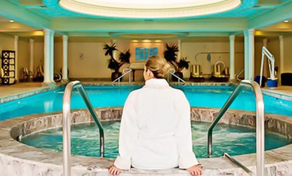 Spa Packages at The Spa and Fitness Centre at Four Seasons <strong>Hotel</strong> Chicago (Up to 34% Off)