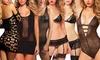 Seven 'til Midnight Black Lingerie Collection: Seven 'til Midnight Black Lingerie Collection