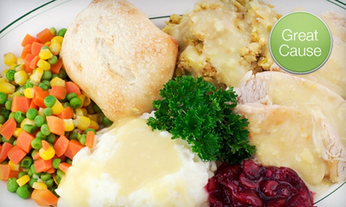 SOS Children's Villages - Florida - Fort Lauderdale: $10 Donation to Help Provide Thanksgiving Dinner