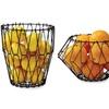 Adjustable-Wire Fruit Basket