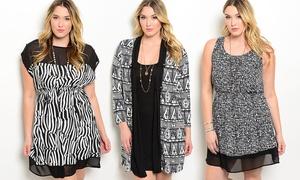 Women's Plus Size Dresses at Women's Plus Size Dresses, plus 6.0% Cash Back from Ebates.