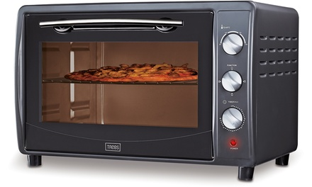 Trebs elektrische oven met een inhoud van 42 liter