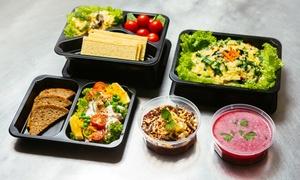 Dzień Dobry Catering: Catering sportowy od 2000 kcal z dostawą od 149,99 zł i więcej opcji w Dzień Dobry Catering (do -36%)- 4 lokalizacje