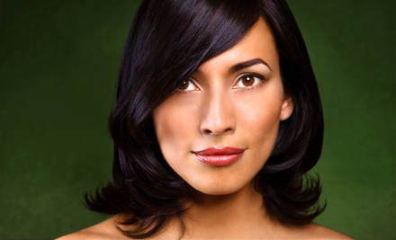 Haircut, Conditioning, and Blow-Dry or a Japanese Straightening Treatment from Kay Cain at Salon Avanti (Up to 74% Off)