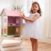 Casa de muñecas de 3 alturas