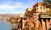 Costiera Amalfitana: soggiorno vista mare con colazione per 2