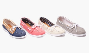 Sociology Women's Boat Shoes