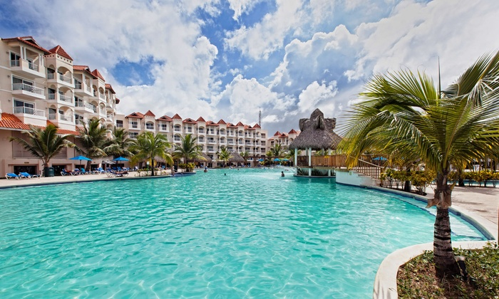 All-Inclusive Occidental Caribe Trip with Air from Vacation Exp