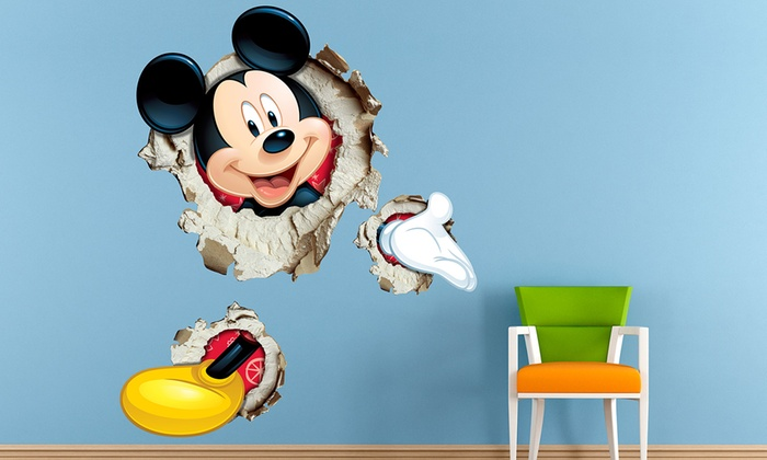 Stickers Cameretta Disney : Adesivi murali per bambini disney disney stickers murali poster