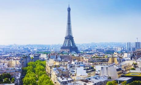 París: habitación con vistas a la Torre Eiffel para 2, desayuno y opción a parking en Best Western Hotel Rives de Paris