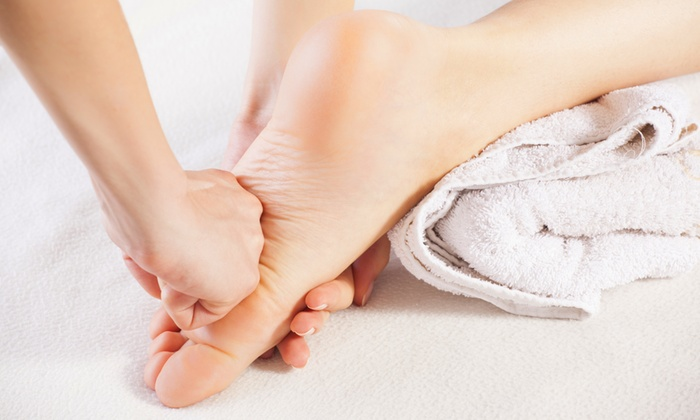So Feet Relax - Tinley Park: One or Three 30-Minute Foot Massages or One 60-Minute Foot Massage at So Feet Relax (Up to 63% Off)