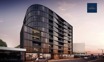 Melbourne, VIC: Up to FiveNight Apartment Stay for Two or Four with Late CheckOut at The Sebel Melbourne Moorabbin