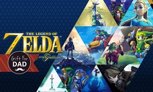 The Legend of Zelda: The Legend of Zelda - Symphony of the Goddesses: Tickets from $25.72 (Save 20%), PCEC - 24 August