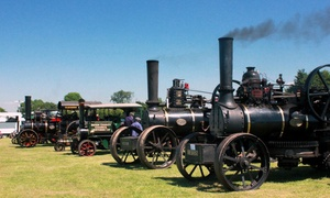 Wrotham Classic Steam and Transport Rally: Wrotham Classic Car and Steam Rally, 1 July 2018 (Up to 25% Off)