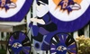 NFL Gnome-Riding-a-Motorcycle Wind Spinner: NFL Gnome-Riding-a-Motorcycle Wind Spinner