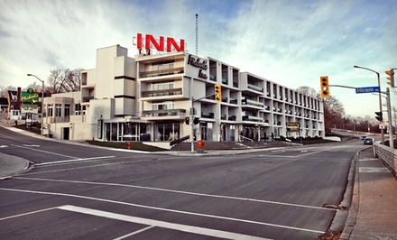 Stay with Dining Credits and More at Michael's Inn Fallsview Hotel in Niagara Falls, ON. Dates into November.
