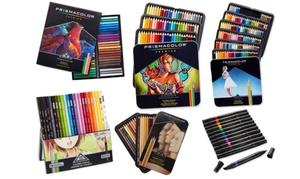 Prismacolor Premier Colored Pencils, Pastels, or Art Markers Set at Prismacolor Premier Colored Pencils, Pastels, or Art Markers Set, plus 6.0% Cash Back from Ebates.