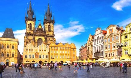 Praga: camera doppia con colazione a 55€euro