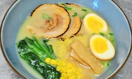 $15 for $30 Worth of Japanese Food for Two or More at Mizumi Ramen