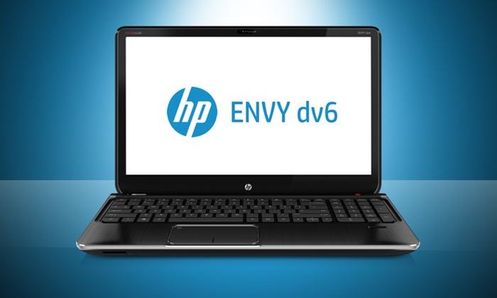 HP Envy dv6-7210us Notebook PC: $384.99 for an HP Envy dv6-7210us Notebook PC (Factory Refurbished) ($699.99 List Price). Free Shipping and Returns.