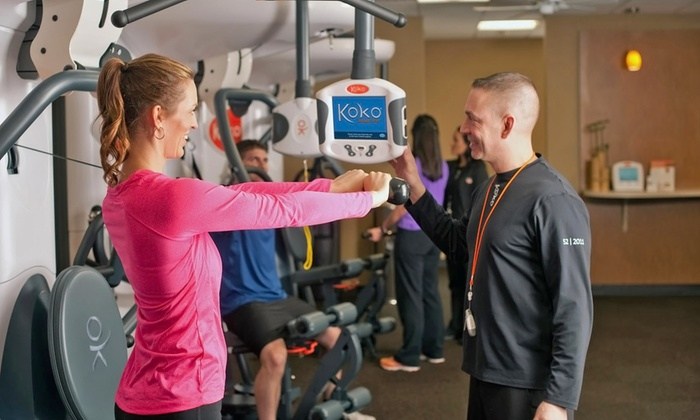 Koko FitClub - Harrison Crossing: $30 for a One-Month Unlimited Koko Smartraining Sessions ($174 Value)