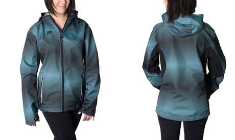 Mossi Women's Adrenaline Rainwear