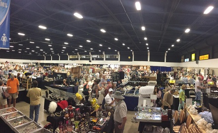 One-Day General Admission for One, Two, or Four to West Palm Beach Antiques Festival (Up to 50% Off)